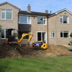 groundworks and landscaping